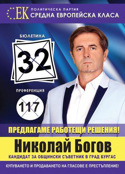 Николай Богов