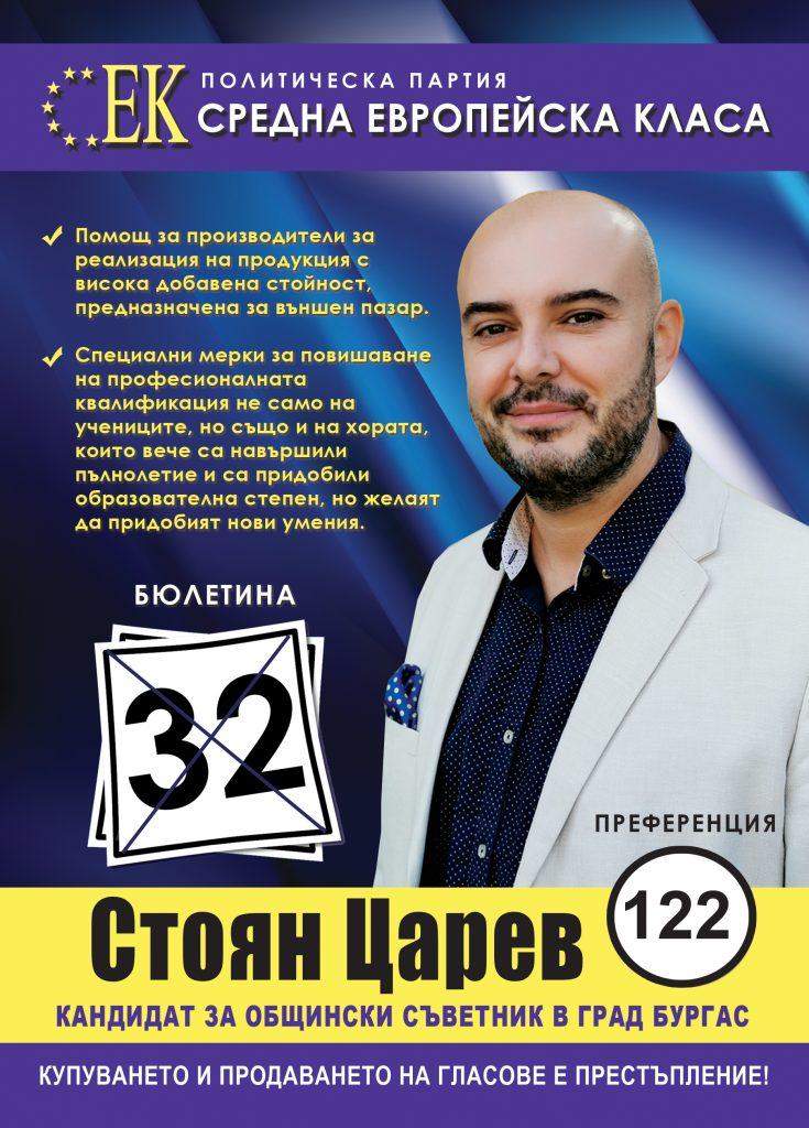Стоян Царев