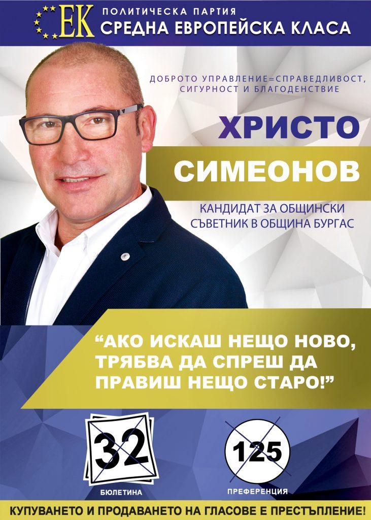 Христо Симеонов