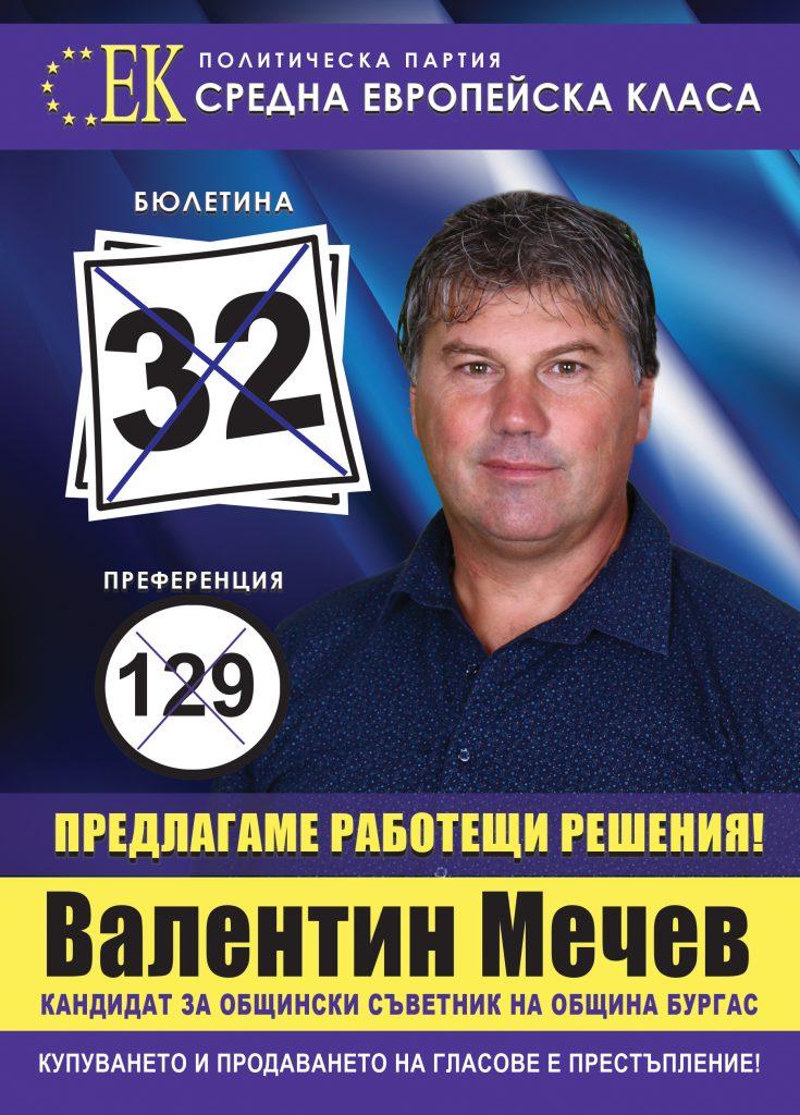 Валентин Мечев