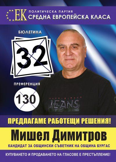 Мишел Димитров