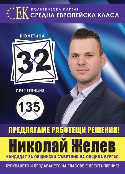 Николай Желев