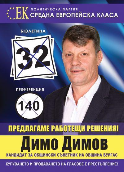 Димо Димов
